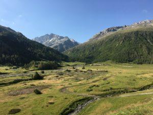 Richtung Forcola di Livigno