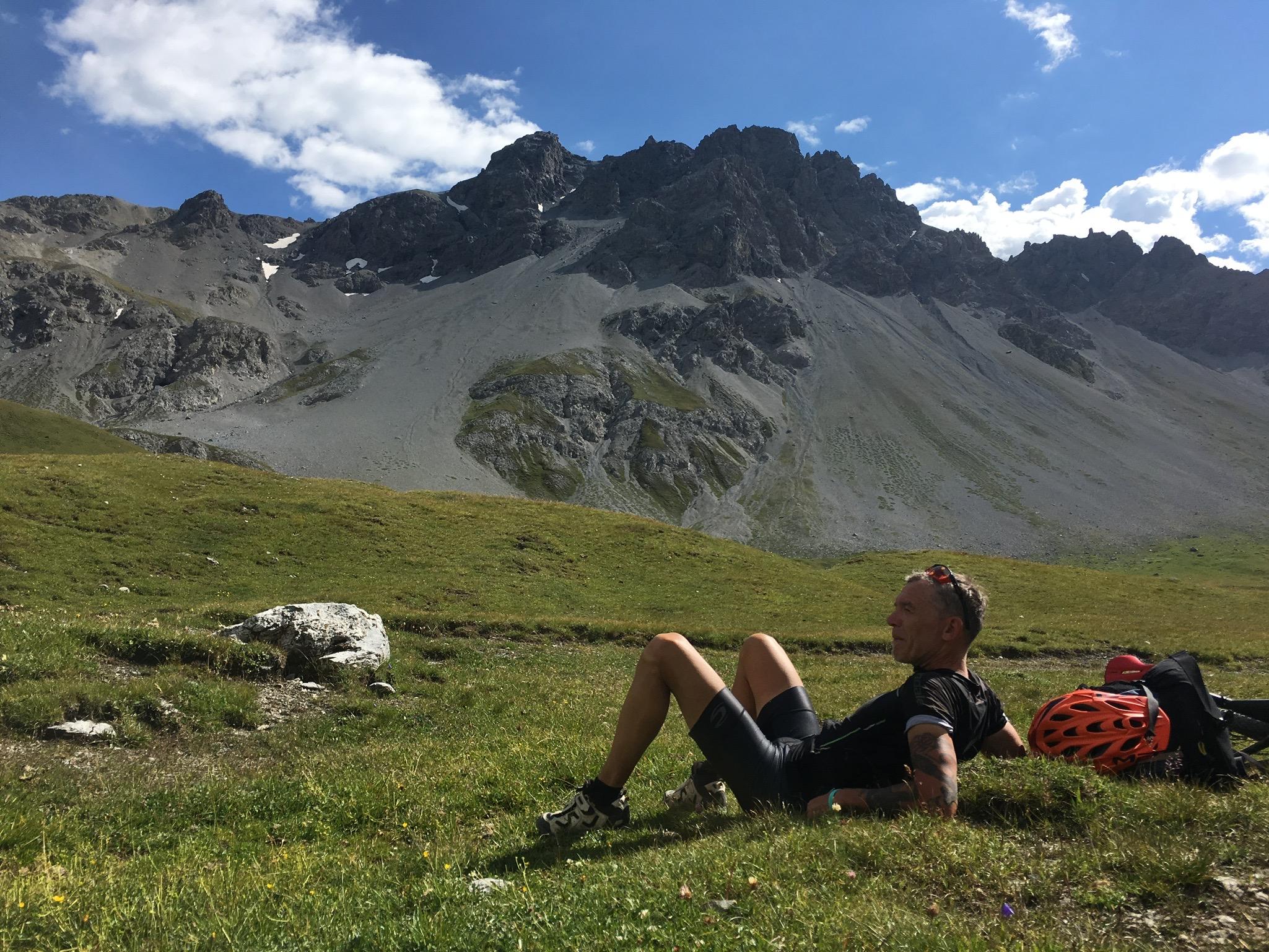 Alpen zum Zweiten