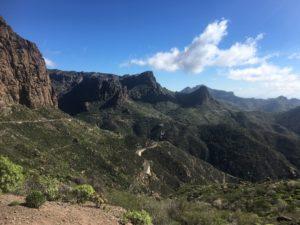 Von Tejeda nach Ayacata